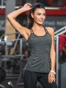 Merkmale der Auswahl an Sportkleidung für Frauen, beliebte Trikots